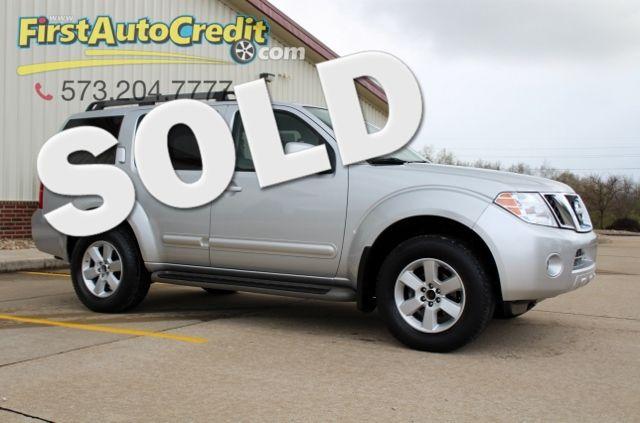 2012 Nissan Pathfinder SV in Jackson MO, 63755