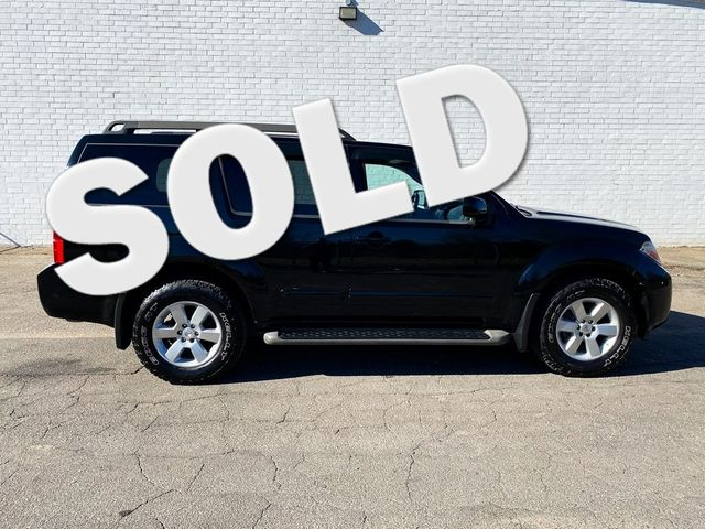 2012 Nissan Pathfinder SV Madison, NC 0