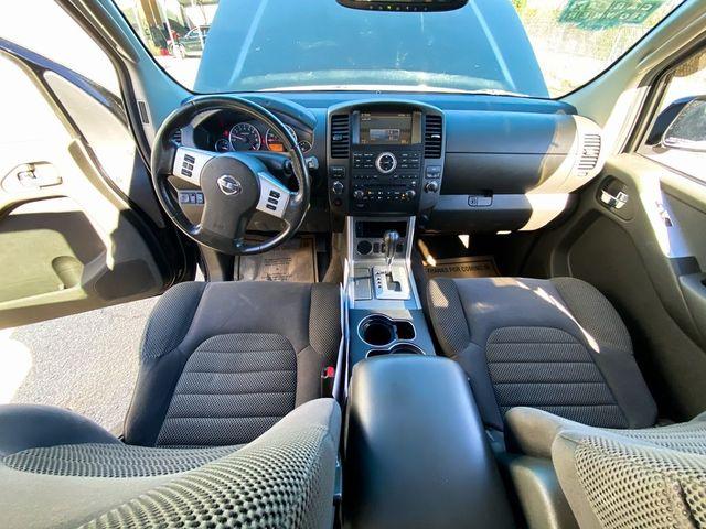 2012 Nissan Pathfinder SV Madison, NC 22