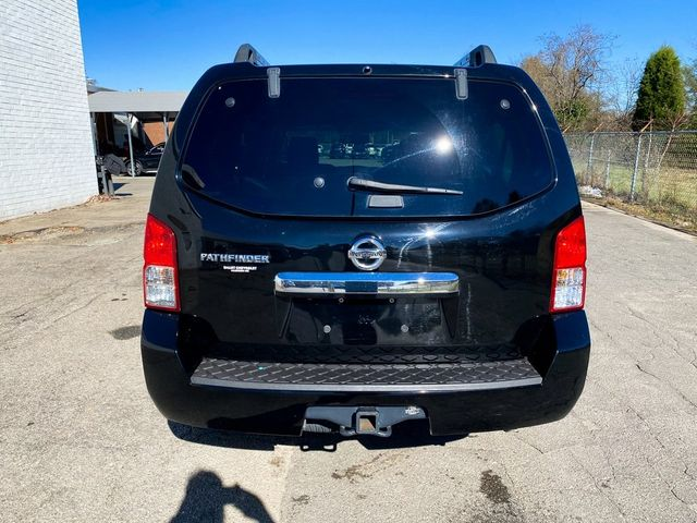 2012 Nissan Pathfinder SV Madison, NC 2