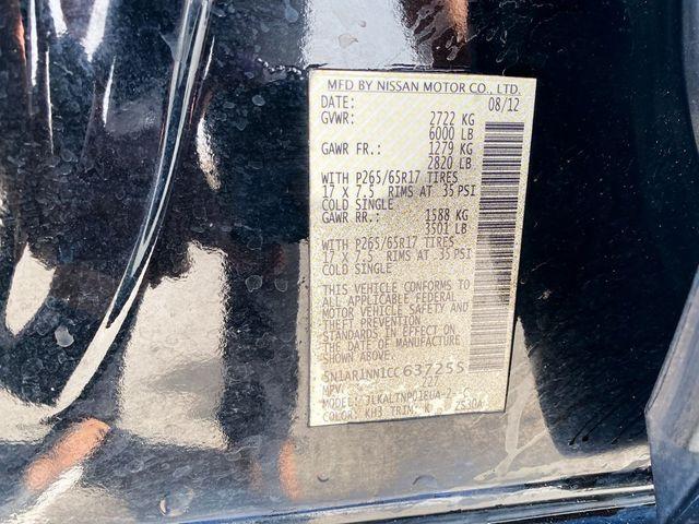 2012 Nissan Pathfinder SV Madison, NC 44