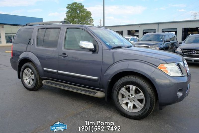 2012 Nissan Pathfinder Silver Edition | Memphis, Tennessee | Tim Pomp - The Auto Broker in Memphis Tennessee