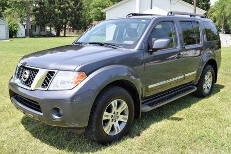 2012 Nissan Pathfinder Silver Edition in Mt. Carmel, IL