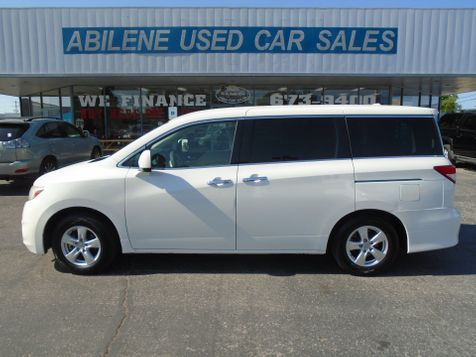 2012 Nissan Quest SV in Abilene, TX