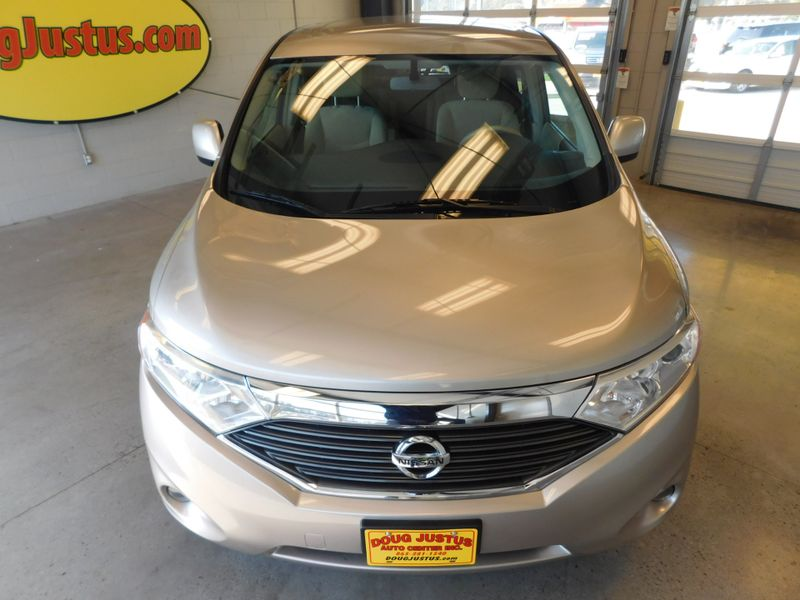 2012 Nissan Quest SV  city TN  Doug Justus Auto Center Inc  in Airport Motor Mile ( Metro Knoxville ), TN
