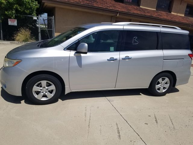 2012 Nissan Quest SV in Anaheim, CA 92807