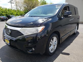 2012 Nissan Quest SL | Champaign, Illinois | The Auto Mall of Champaign in Champaign Illinois
