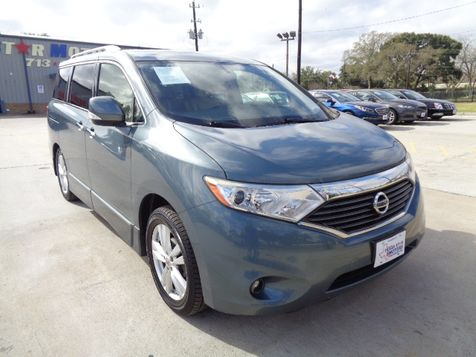 2012 Nissan Quest SL in Houston