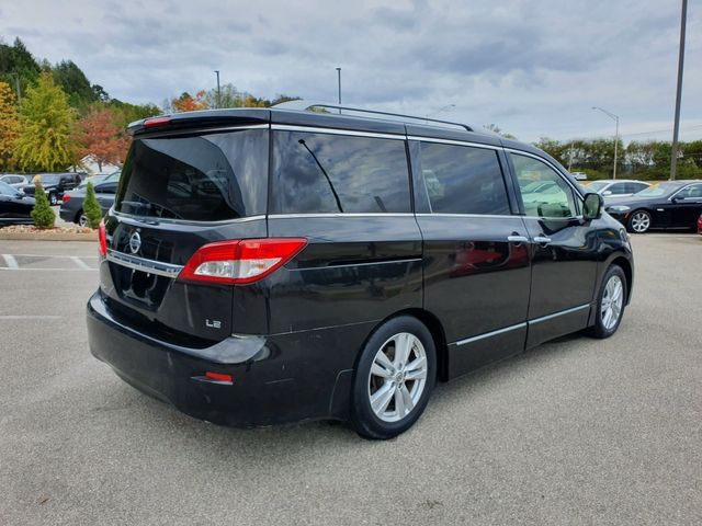 2012 Nissan Quest LE w/DVD in Louisville, TN 37777
