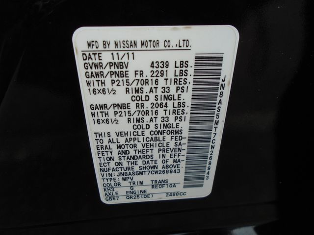 2012 Nissan Rogue S in Alpharetta, GA 30004