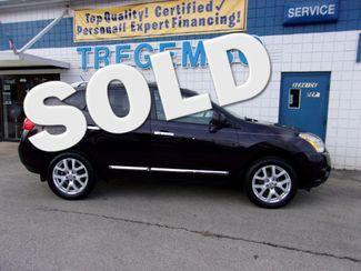 2012 Nissan Rogue AWD SL in Bentleyville, Pennsylvania 15314