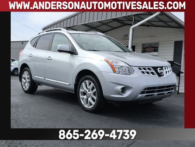 2012 Nissan Rogue SL in Clinton, TN 37716