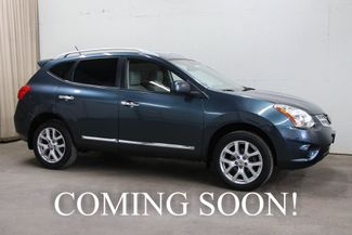 2012 Nissan Rogue SL AWD Crossover w/Navigation, 360º Around in Eau Claire, Wisconsin