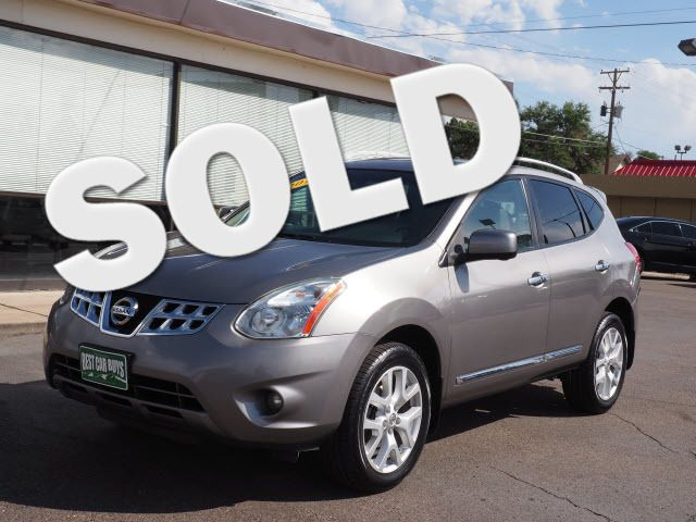 2012 Nissan Rogue SL Englewood, CO