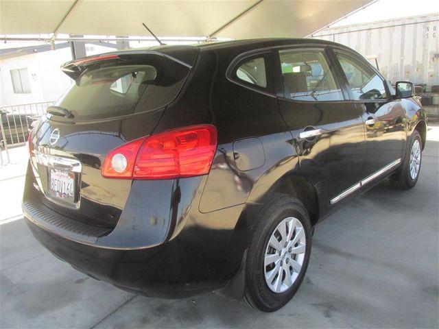 2012 Nissan Rogue S Gardena, California 2