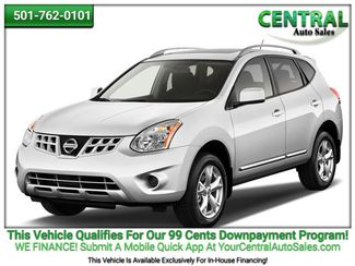 2012 Nissan Rogue S   Hot Springs, AR   Central Auto Sales in Hot Springs AR