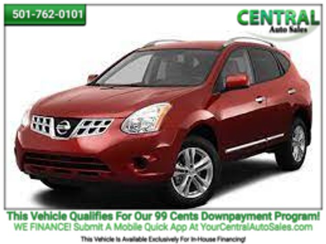 2012 Nissan Rogue SL | Hot Springs, AR | Central Auto Sales in Hot Springs AR