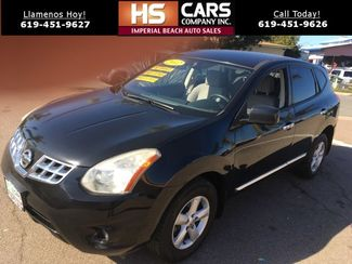 2012 Nissan Rogue S Imperial Beach, California