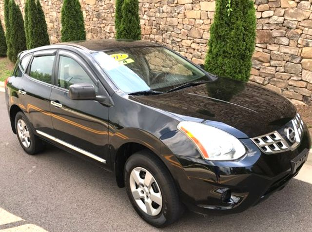 2012 Nissan Rogue SL Knoxville, Tennessee