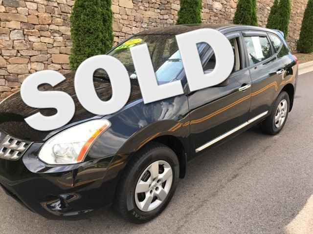 2012 Nissan Rogue SL Knoxville, Tennessee 26