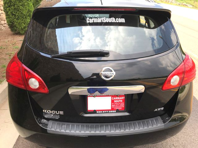 2012 Nissan Rogue SL Knoxville, Tennessee 6