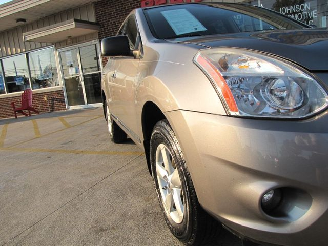 2012 Nissan Rogue S in Medina OHIO, 44256
