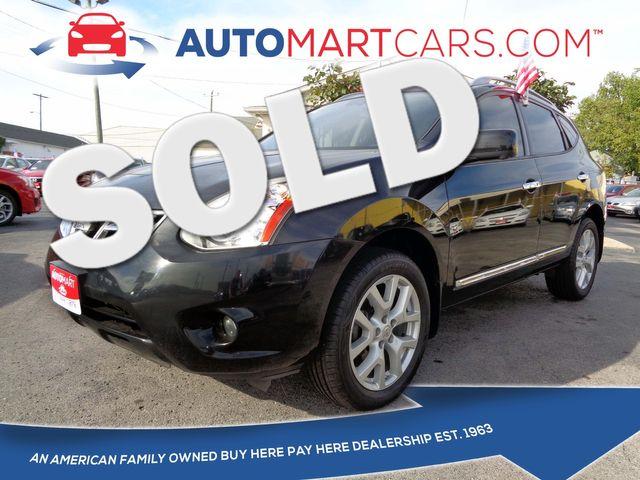 2012 Nissan Rogue SL | Nashville, Tennessee | Auto Mart Used Cars Inc. in Nashville Tennessee
