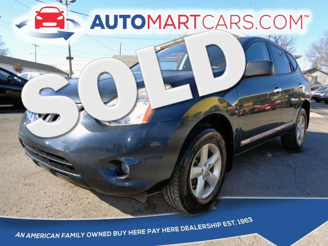 2012 Nissan Rogue S in Nashville, Tennessee 37211