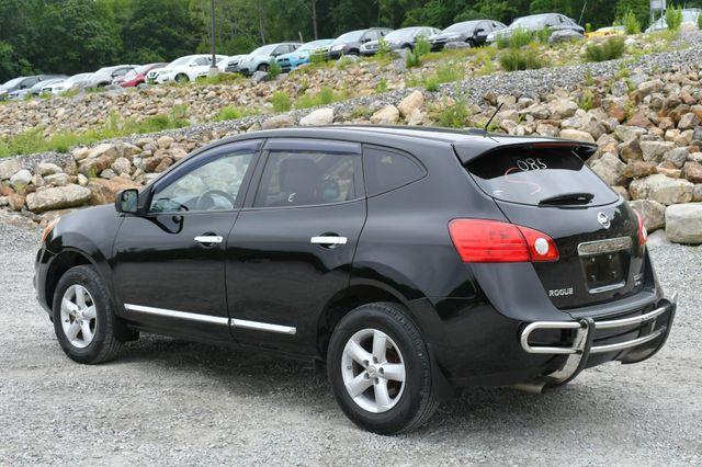 2012 Nissan Rogue S AWD Naugatuck, Connecticut 4
