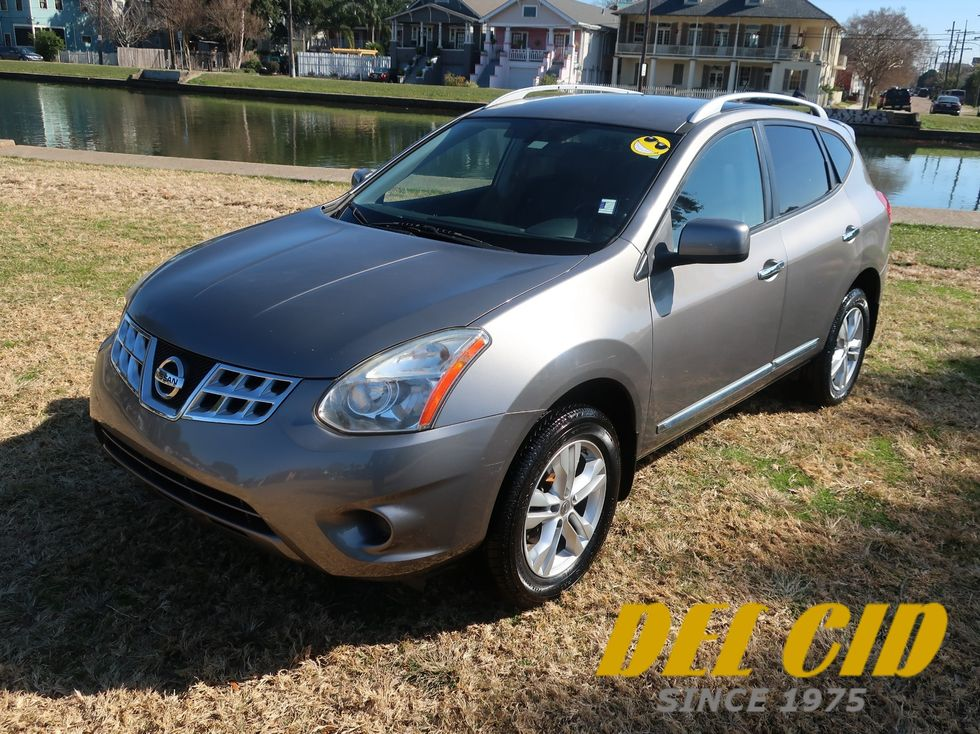 Nissan New Orleans >> 2012 Nissan Rogue Sv New Orleans Louisiana Del Cid Auto