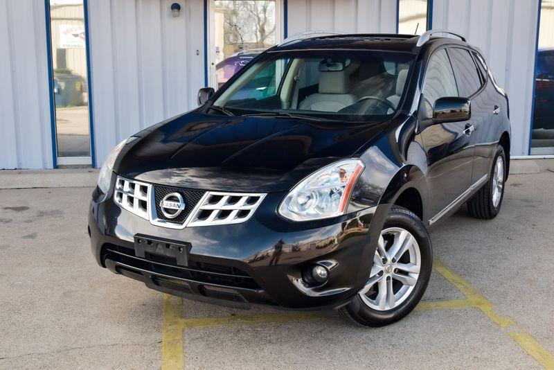 2012 Nissan Rogue SV in Rowlett, Texas