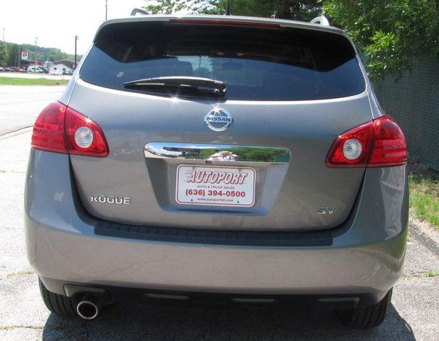 2012 Nissan Rogue SV St. Louis, Missouri 4