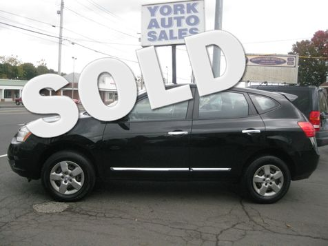 2012 Nissan Rogue S in , CT