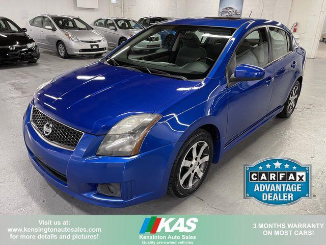 2012 Nissan Sentra 2.0 SR Special Edition