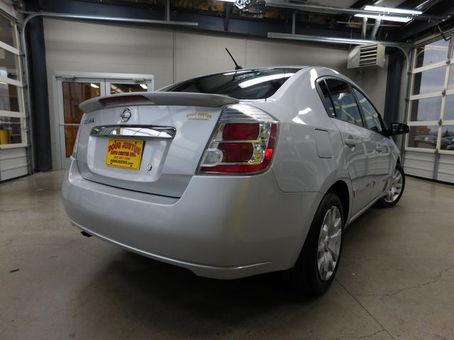 2012 Nissan Sentra 2.0 S in Airport Motor Mile ( Metro Knoxville ), TN 37777
