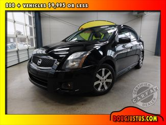2012 Nissan Sentra 2.0 SR in Airport Motor Mile ( Metro Knoxville ), TN 37777