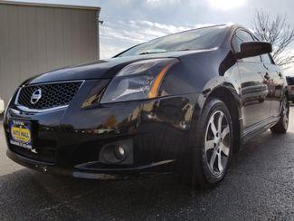 2012 Nissan Sentra 2.0 SR | Champaign, Illinois | The Auto Mall of Champaign in Champaign Illinois