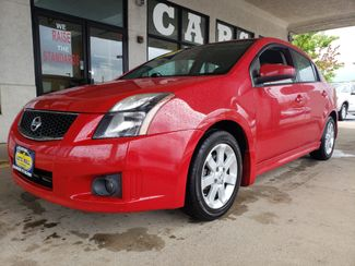 2012 Nissan Sentra 2.0 SR | Champaign, Illinois | The Auto Mall of Champaign in Champaign Illinois