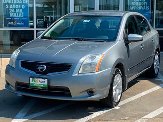 2012 Nissan Sentra 2.0 S in Dallas, TX 75237