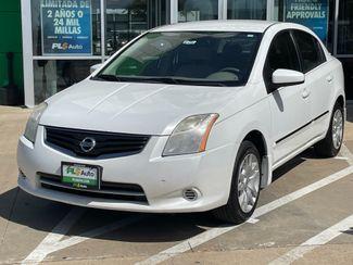 2012 Nissan Sentra 2.0 S in Dallas, TX 75237