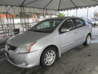 2012 Nissan Sentra 2.0 S Gardena, California