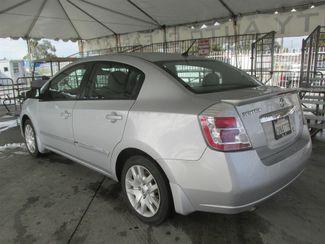 2012 Nissan Sentra 2.0 S Gardena, California 1