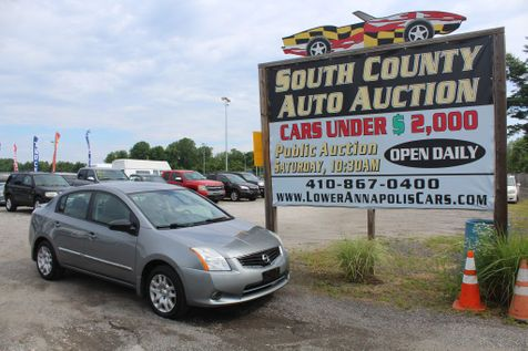2012 Nissan Sentra 2.0 S in Harwood, MD