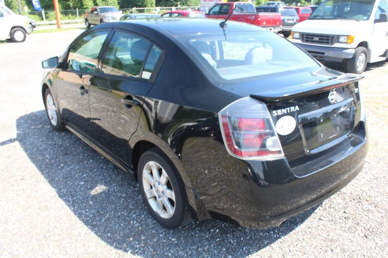 2012 Nissan Sentra 20 SR  city MD  South County Public Auto Auction  in Harwood, MD