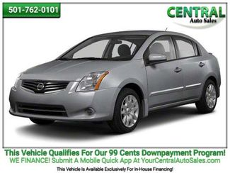 2012 Nissan Sentra 2.0 SL | Hot Springs, AR | Central Auto Sales in Hot Springs AR