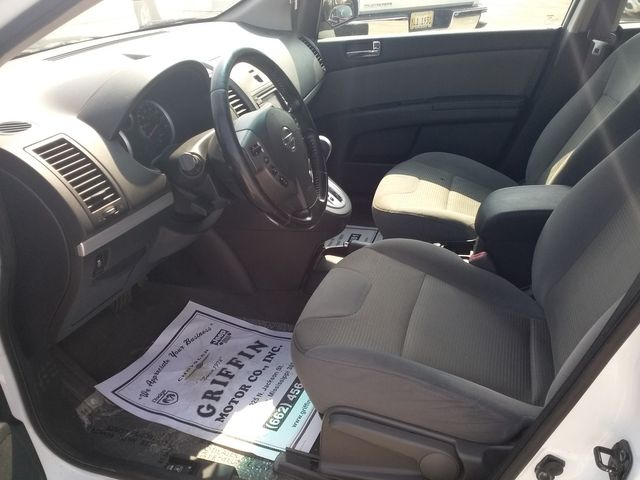 2012 Nissan Sentra 2.0 SR Houston, Mississippi 8