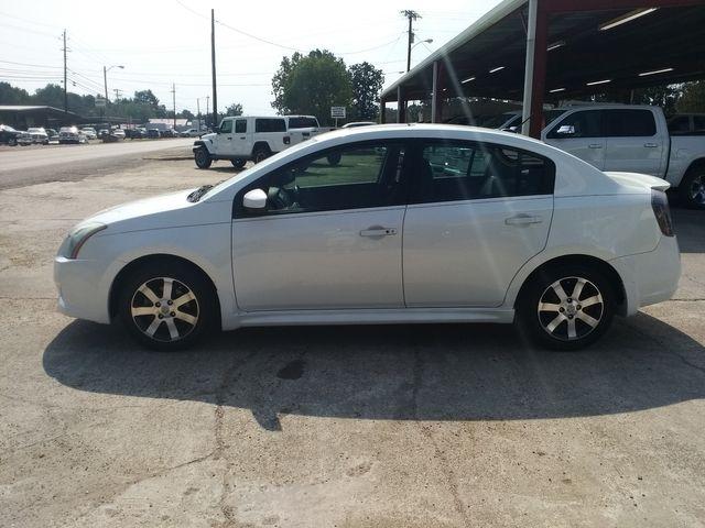 2012 Nissan Sentra 2.0 SR Houston, Mississippi 3