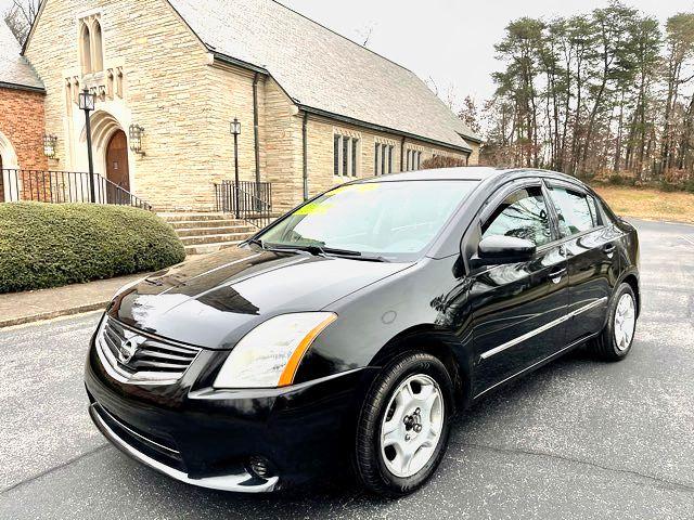 2012 Nissan-34 Mpg!! Auto! Black Beauty! Sentra-BHPH S
