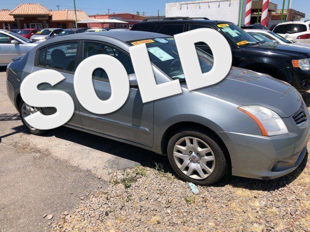 2012 Nissan Sentra 2.0 S CAR PROS AUTO CENTER (702) 405-9905 Las Vegas, Nevada