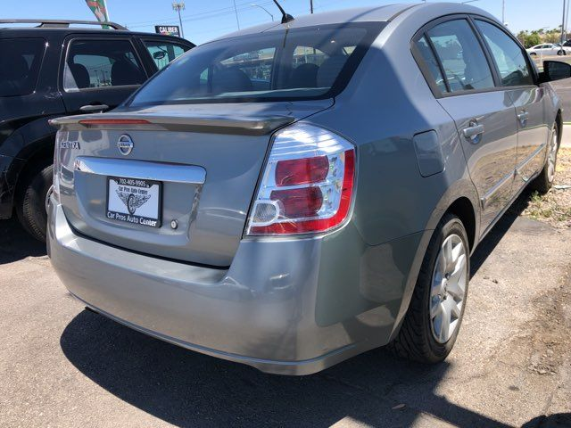 2012 Nissan Sentra 2.0 S CAR PROS AUTO CENTER (702) 405-9905 Las Vegas, Nevada 1
